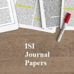 ISI Journal Papers